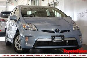 2013 Toyota Prius Plug-In ONLY ONE IN CANADA! NAV BACKUP CAMERA
