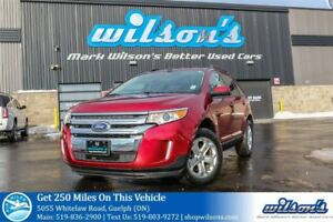 2014 Ford Edge SEL AWD BLUETOOTH! CRUISE CONTROL! POWER PACKAGE!