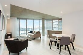 AMAZING 2 BED 2 BATH - VACANT - HOOLA BUILDING ROYAL DOCKS / ROYAL VICTORIA DLR RIVER VIEWS PARKING