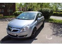 Vauxhall Corsa Design 1.2, Full S/H, Long MOT, 2 owners