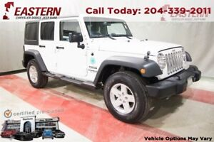 2015 Jeep WRANGLER UNLIMITED Sport *OFFROAD KING* LCD TOUCH SCRE