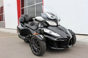 2014 Can-Am Spyder RT-S SE6 RTSSE6 RTS SE6 SEMI AUTO