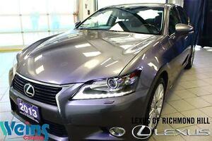 2013 Lexus GS 350 AWD*LUXURY PKG*LOW KM*LOADED