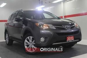 2013 Toyota RAV4 Limited AWD Heated Lthr Nav Sunroof JBL Btooth
