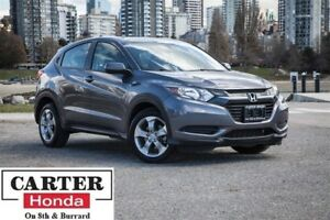 2017 Honda HR-V LX AWD, no accidents, low kms, local, Certified!