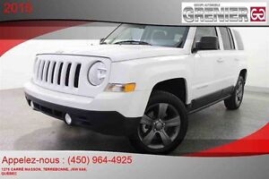 2015 Jeep PATRIOT 4WD HIGH ALTITUDE 4X4 *CUIR + MAGS + TOIT OUVR