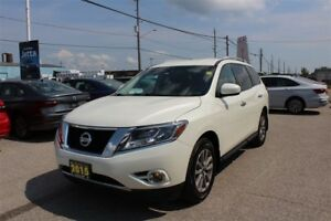 2015 Nissan Pathfinder SV/TOWING PACKAGE/CLEAN CARPROOF/ONE OWNE
