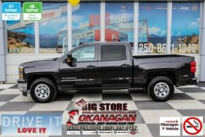 2015 Chevrolet Silverado 1500 4x4, No-Accidents, Super-Clean!!!