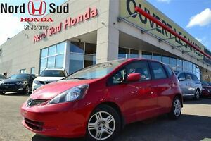 2013 Honda Fit *LX*AUTOMATIQUE*BAS KM*BLEUTOOTH*