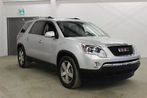2010 GMC Acadia SLT-DVD|Autostart|Leather|Sk tx paid