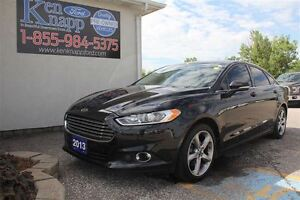 2013 Ford Fusion SE NAV TECH PACKAGE SPORT PACKAGE