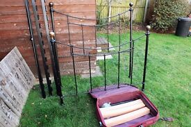 Double (4ft 6inch) Metal Bed Frame