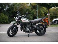 Ducati Scrambler Urban Enduro 803cc. Great Condition / 5 Months MOT / 1+ Years Warranty / FSH