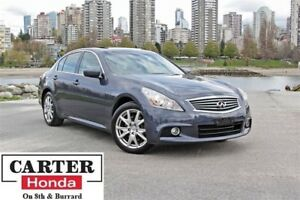 2012 Infiniti G37X Sport AWD * Leather * Navi