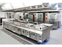 Fully equipped production kitchen to rent