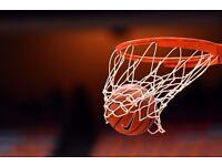 Basketball anyone? Glasgow Westend