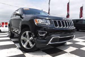 2016 Jeep Grand Cherokee Limited | Backup Camera | Bluetooth |