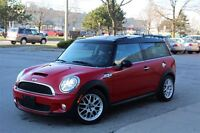 2009 MINI Cooper S Clubman Leather,Panoramic Roof, Bluetooth