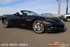 2013 Chevrolet Corvette GRAND SPORT CONVERTIBLE 2LT - ONE OWNER