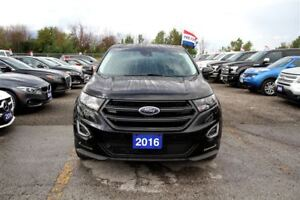 2016 Ford Edge Sport CERTIFIED & E-TESTED! **FALL SPECIAL!**