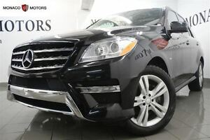 2012 Mercedes-Benz M-Class 4MATIC BLUETEC AMG NAV CAM BT MULTIME
