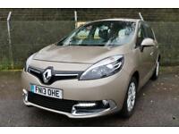 Renault Scenic 1.5 Dynamique TomTom DCi Turbo Diesel Start Stop (dune) 2013