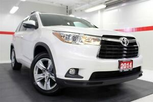 2014 Toyota Highlander Limited AWD DON VALLEY NORTH ORIGINAL