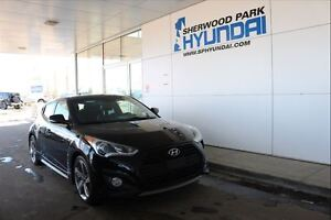 2014 Hyundai Veloster Turbo | Navigation - Leather- Back up came