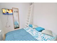 -SHORT TERM STUDIOS AVAILABLE IMMEDIATELY IN WEST KENSINGTON, INCLUDE ALL BILLS.