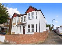 4 -Bed House, recently refurbished semi-detached family house with a private garage to the rear.