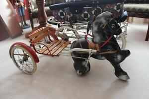 Rare MOBO antique Horse and Buggy London Ontario image 2