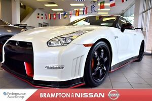 2016 Nissan GT-R NISMO *Leather,Navigation,Heated Seats,Rear Vie