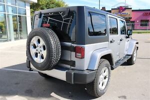 2014 Jeep Wrangler Unlimited Sahara *ONE OWNER* London Ontario image 7