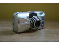 Olympus U(mju:)-iii zoom 80 all weather film camera