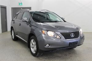 2012 Lexus RX 350 Leather  Remote Start  Cooled seats  Sunroof