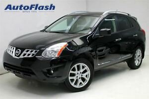 2011 Nissan Rogue SL AWD * Cuir/Leather * Toit/Roof * Navigation