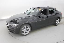 BMW 3 SERIES 316i SE 4dr (black) 2014