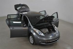 2014 Nissan LEAF SV Bluetooth+Volant/Sieges Chauffants Camera Re