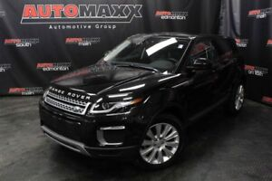 2017 Land Rover Range Rover Evoque SE w/Leather/Nav/Glass Roof!