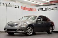 2011 Infiniti G25X LUXURY AWD  NAVIGATION BACK UP CAMERA