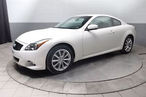 2012 Infiniti G37X COUPE AWD MAGS TOIT CUIR