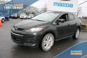 2010 Mazda CX-7 GS AWD GROUPE LUXE-CUIR-TOIT+++PNEUS NEUF INCLUS