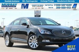 2015 Buick LaCrosse AWD*DRIVER CONFIDENCE PACKAGE*
