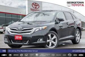2014 Toyota Venza Limited AWD Pano Roof Back Up Cam Navi