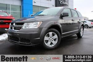 2015 Dodge Journey CVP/SE Plus - LOW KM, Keyless Entry, Push But