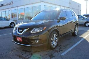 2014 Nissan Rogue SL Premium LOW KM   Free GTA Delivery