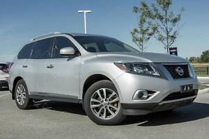 Nissan Pathfinder SL 2014 LEATHER NAVI