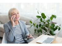 Work from home - online business