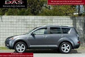 2008 Mitsubishi Outlander XLS AWD 7 PASS/LEATHER/SUNROOF