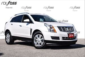 2014 Cadillac SRX Luxury AWD Navigation Ultraview roof Rear came